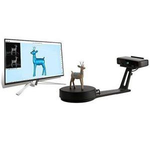 Escáner 3d con luz blanca