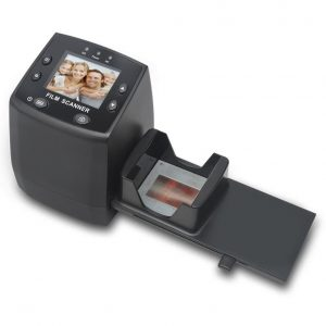 Escáner de negativos ultra rápido
